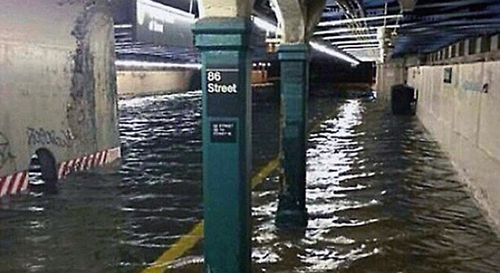 DOT Announces $2B in Aid for Public Transit Systems Damaged by Hurricane Sandy