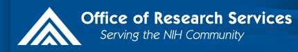 Office of Research Services, Serving the NIH Community