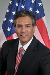 photo of Thomas Guevara, Deputy Assistant Secretary for Regional Affairs