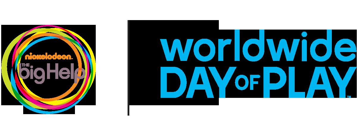 Nickelodeon's Worldwide Day of Play Logo