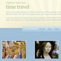 Image: Children's Video Tour Time Travel