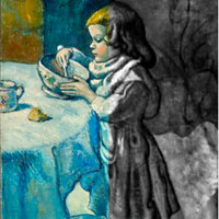 Image: Analytical Imaging of Picasso's Le Gourmet