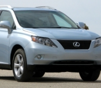 Photo of 2010 Lexus RX350