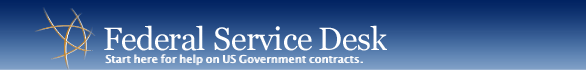 Federal Service Desk