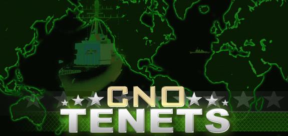 CNO's Tenets