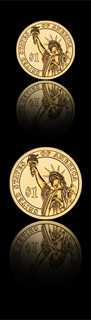 Presidential $1 Coin