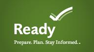 Ready: Prepare. Plan. Stay Informed.