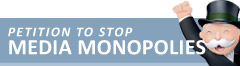 Stop Media Monopolies Petition