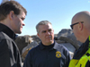 ICE leadership visits areas affected by Sandy, surveys NY/NJ relief efforts