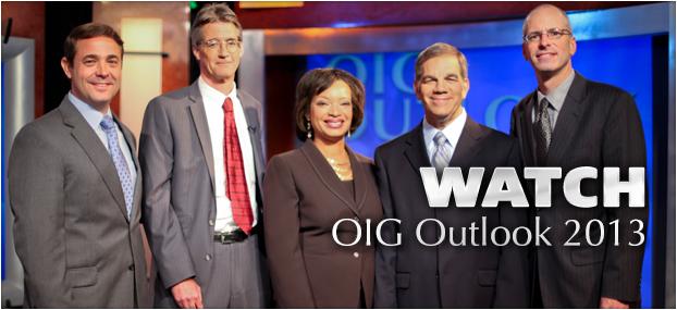 OIG Outlook 2013