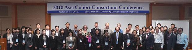 Asia Cohort Consortium 2010 Conference