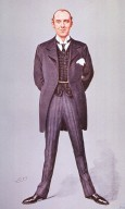 """A Master of the knife."" Spy [pseud.] Bemrose Dalziel Ltd., Watford & London."