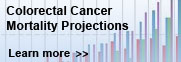 Learn more about Colorectal Cancer Mortality Projections