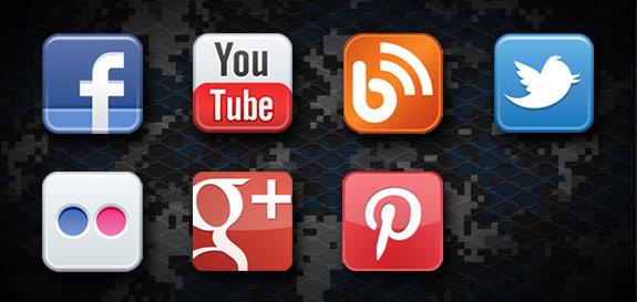 US Navy Social Media