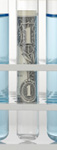 photo of money in a test tube