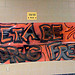 This banner is from La Marque High School's NDFW event. The all-day event included a poster contest, brochures and giveaways, and a Q&A session during lunch. Questions were facilitated by the Center for Addiction Research.