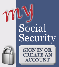 My Social Security - Sign In or Create An Account