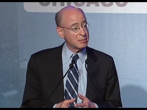 Dan Levinson, Inspector General for the HHS Office of Inspector General delivers closing remarks at the Health Care Fraud Prevention & Enforcement Action Team (HEAT) regional summit in Chicago.
