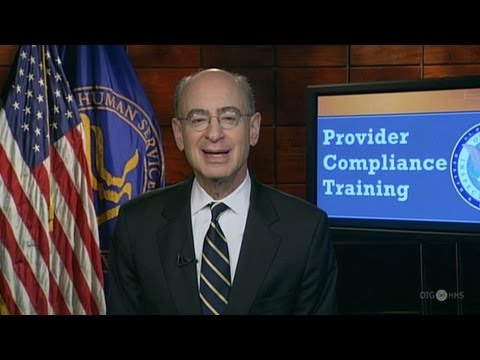 Inspector General Introduces Compliance Training Videos and Audio Podcasts