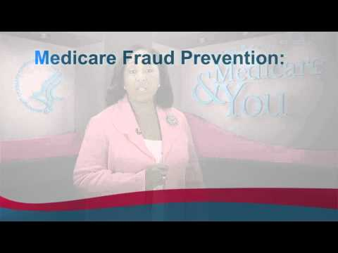 You Can Help Fight Medicare Fraud