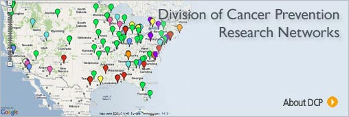Division of Cancer Prevention Research Networks
