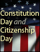 Constitution and Citizenship Day Official Publications
