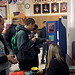 Wapato High school participates by having a Question of the Day contest to see which of the 2 lunches could answer the most drug facts questions correctly.