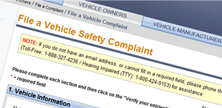 image of File A Complaint