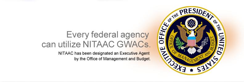 Every federal agency can utilize NITAAC GWACs