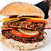 Photo of a cheeseburger.