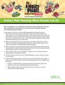 Protect Their Hearing: What Parents Can Do
