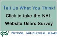 Tell us what you think! Click to take the NAL web users survey.