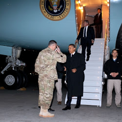 The President's Trip To Afghanistan