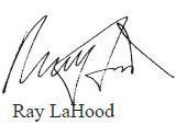 LaHood Signature