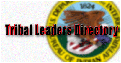 Tribal Leaders Directory
