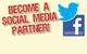 Become a Social Media Partner!