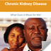 An image of NKDEP's CKD: What Does It Mean to Me? Brochure cover