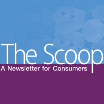 Logo for The Scoop newsletter