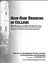 High Risk Drinking in College: What We Know and What We Need To Learn