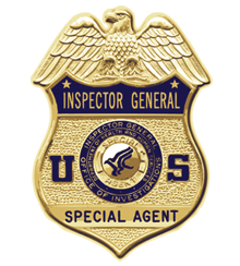 OIG's 10 Most-Wanted Fugitives