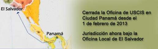 USCIS cerrará su oficina en Cuidad Panamá el 1 de febrero