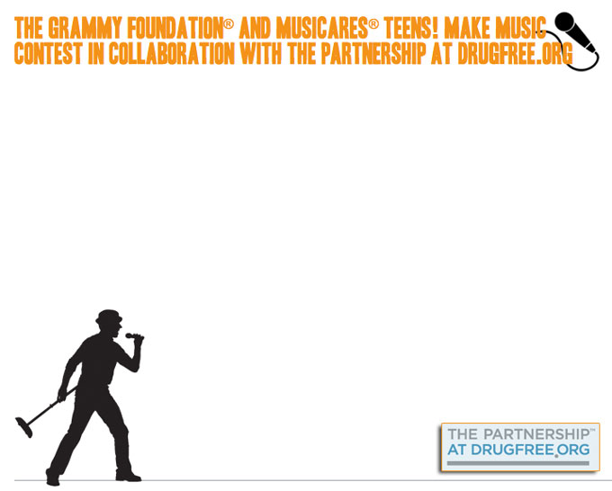 The GRAMMY Foundation® and MusiCares® Teens! Make Music Contest