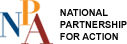 National Partnership for Action logo