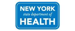 New York State Department of Health logo