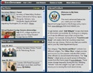 Date: 07/05/2012 Description: Screenshot of MyStateDepartment v1.1. - State Dept Image