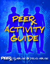 PEERx Activy Guide Badge