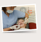 Help your child to maintain good oral health.