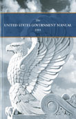 US Government Manual 2011 -- Directory of all federal agencies