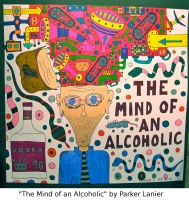 The Mind of an Alcoholic by Parker Lanier