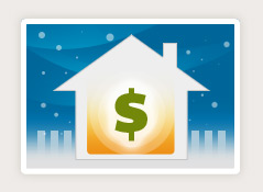 Get tips to help you save money on home heating.